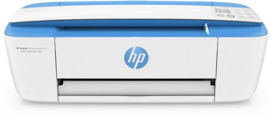 Flat 25% off on HP DeskJet Ink Advantage 3775 Multi-function Wireless Printer  (White, Blue, Ink Cartridge)