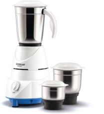 Buy Eveready MG500i 500 W Mixer Grinder  (White, 3 Jars) from Flipkart