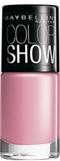 Buy Maybelline Color Show Nail Enamel, Pinklicious from Amazon