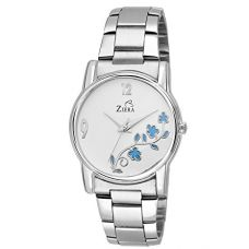 Ziera Analogue White Dial Girl'S Watch-Zr08019 for Rs. 389