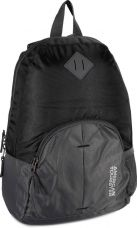 Buy American Tourister Hoop - Small 21 L Backpack  (Black, Grey) for Rs. 725