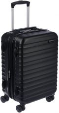 AmazonBasics Hardside Suitcase with wheels, 20