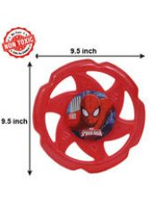 Buy Itoys Marvel Ultimate Spider Man Flying Disc, red from Infibeam
