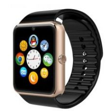 Crocon Nfc Bluetooth Smart Watch Gt08 For Android, Ios, & Smart Phones Metal for Rs. 1,745