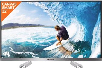 Buy Micromax 81cm (32 inch) HD Ready LED Smart TV  (32CanvasS2) from Flipkart
