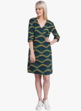 Get 50% off on Vero Moda Blue Printed Tunic