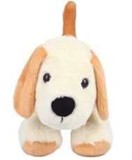 Buy Ultra Standing Dog Soft Toy 17 Inches - White for Rs. 551