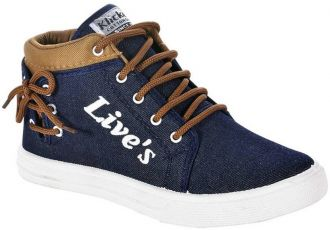 Get 69% off on Klicker CUBIC_1 Running Shoes(Blue, Brown)