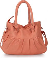 Cottage Accessories Hand-held Bag  (Orange) for Rs. 278
