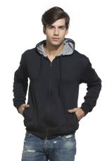 Buy Alan Jones Full Sleeve Solid Men's Sweatshirt for Rs. 660