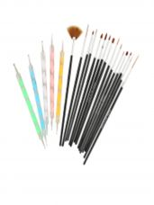 Foolzy Set of 20 Nail Art Kit for Rs. 419