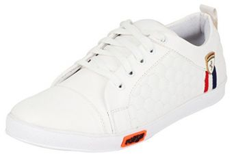 Buy Ethics Perfect White Sneaker Shoes for Men from Amazon
