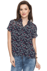 Buy X LIFEWomens Printed Shirt    LIFE Womens Printed Shirt    ...       Rs 1099 Rs 299  (73% Off)         Size: XL from ShoppersStop