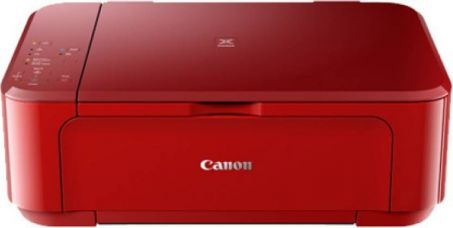 Buy Canon PIXMA MG3670 Photo All-In-One with Duplex and Cloud Printing Multi-function Wireless Printer  (Red, Ink Cartridge) for Rs. 4,299