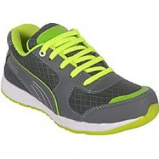 Buy Jokatoo Kids Energy  Grey and Green Running Sports Shoes for Rs. 399