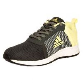 Buy Adidas Women's Black Sports Shoes from ShopClues