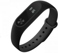 Buy Mi Band - HRX Edition  (Black Strap Regular) from flipkart