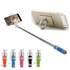 Buy Combo of Selfie Stick and Ring mobile holder (Assorted Colors) from ShopClues