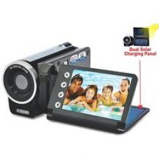 Buy Victor Dual Solar Charging 12MP Digital Video Camcorder from ShopClues
