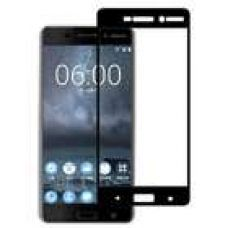 Get 50% off on Stuffcool Mighty 2.5D Full Screen Tempered Glass Screen Protector for Nokia 6 (Black)