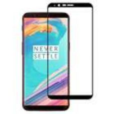 Buy Stuffcool Mighty 2.5D Full Screen Tempered Glass Screen Protector for OnePlus 5T (Black) for Rs. 500