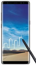 Buy Samsung Galaxy Note 8 (Midnight Black) with offers from Amazon