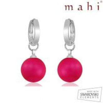 Buy Mahi Neon Pink Earrings - L for Rs. 224