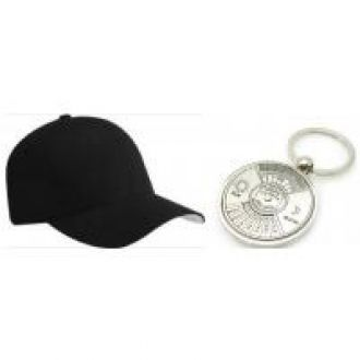 Buy Zakina Cap + Key Chain from ShopClues