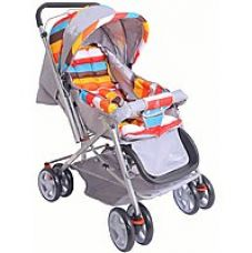Flat 17% off on Lollipop - The Colorful Pram/Baby Stroller
