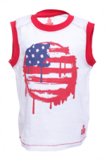 Buy X UFOBoys Cotton Sleeveless Printed Tee    UFO Boys Cotton Sleeveless Printed Tee    ...       Rs 349 Rs 244  (30% Off)         Size: 10-11 Y, 14 Y, 4-5 Y for Rs. 244