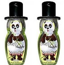 Buy Jungle Magic Kids Hand Sanitizer Set of 2 bottles of 50 ml each - Pandy for Rs. 99