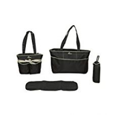 Advance Baby Diaper Bags (Black) for Rs. 2,249