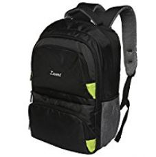 Buy Zwart Super-Utility-Fg 25L Black Polyester Laptop Bag from Amazon