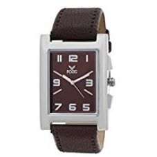 Buy Fogg Analog Brown Dial Men's Watch -1016-BR from Amazon