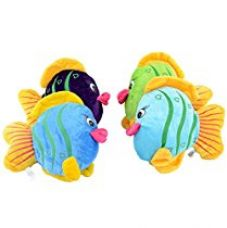 Buy Deals India multicolor Fish soft toy (set of 4)(6.7 inch) from Amazon