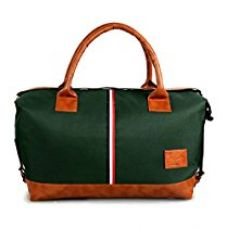 Buy The Clownfish Green Travel Duffle from Amazon