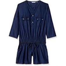 Buy Bombay High Women's Cotton Playsuit from Amazon