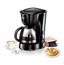 Buy Hyundai CM-HDB6B07-CXF 6-Cup Coffee Maker (Black) from Amazon
