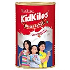 Buy Endura KidKilos Weight Gainer - 250g (Strawberry) from Amazon