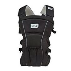 LuvLap Baby Carrier Blossom Black for Rs. 1,418