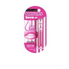 Maybelline Baby Lips Color Changing Lip Balm, Pink Bloom, 1.7g for Rs. 185