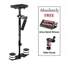 Buy CAMTREE FLYCAM 5000 Aluminium Handheld Camera Stabilizer (Black) from Amazon