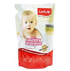 LuvLap Baby Laundry Liquid Detergent Refill Pack (1L) for Rs. 300