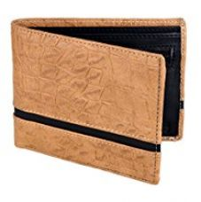 Buy Laurels Titan II Light Brown Men's Wallet (TT II-10) from Amazon
