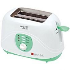 Cello Quick Pop Up 100, 2 Slice Toaster, Green White for Rs. 1,242