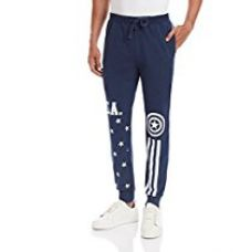 Buy Captain America Men's Cotton Active Base Layer Trousers from Amazon