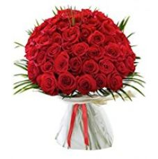 Buy Flaberry Gifting Unparalleled, 75 Red Roses from Amazon