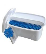 Kawachi Manual Easy Dish Washer Wash Dishes, Cleans Forks, Spoons & Knives With Just One Swipe for Rs. 1,306