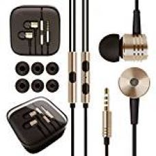 Mi, Samsung And Android Mobiles Compatible High Bass In-Ear Piston Earphone with 3.5mm Jack (Color May Vary) for Rs. 219