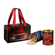 Buy VSD LUXURY GIFT PACK - COMBO OF 2 ROASTED DRY FRUIT TINS from Amazon